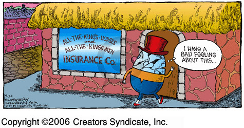 Comic Strip Dave Coverly  Speed Bump 2006-09-24 coverage