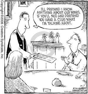Comic Strip Dave Coverly  Speed Bump 2006-10-17 recommendation