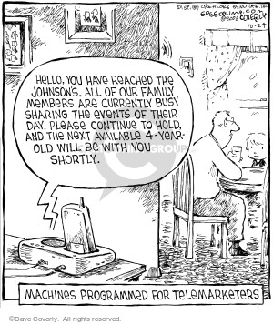 Comic Strip Dave Coverly  Speed Bump 2006-10-24 member