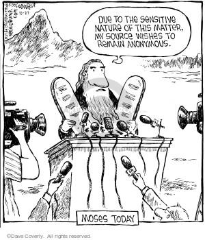 Comic Strip Dave Coverly  Speed Bump 2006-10-27 amendment