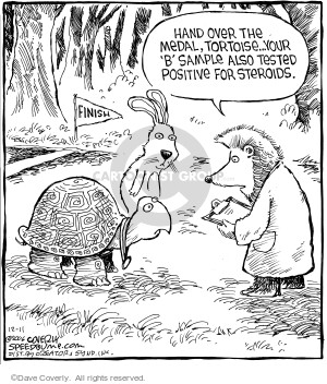 Comic Strip Dave Coverly  Speed Bump 2006-12-11 sample
