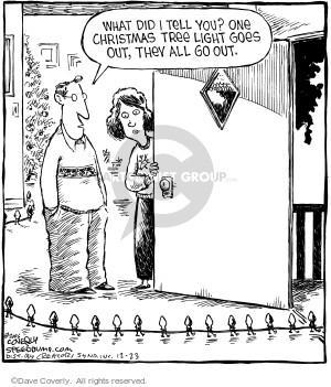 Cartoonist Dave Coverly  Speed Bump 2006-12-23 bulb
