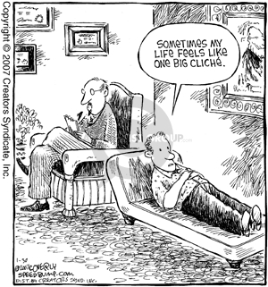 Comic Strip Dave Coverly  Speed Bump 2007-01-30 counselor's office