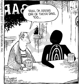 Comic Strip Dave Coverly  Speed Bump 2007-03-02 target