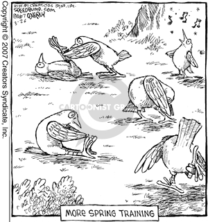 Comic Strip Dave Coverly  Speed Bump 2007-03-26 baseball