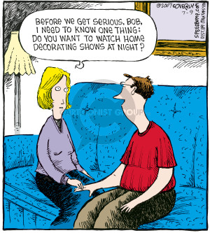 Comic Strip Dave Coverly  Speed Bump 2007-07-09 get