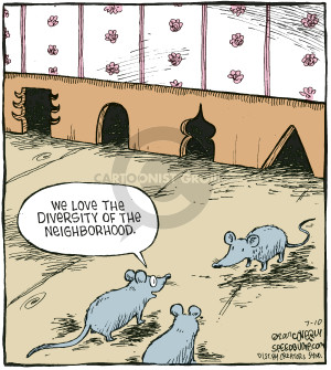 Comic Strip Dave Coverly  Speed Bump 2007-07-10 architecture