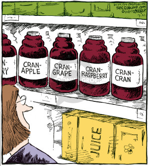 Comic Strip Dave Coverly  Speed Bump 2007-07-21 grocery store