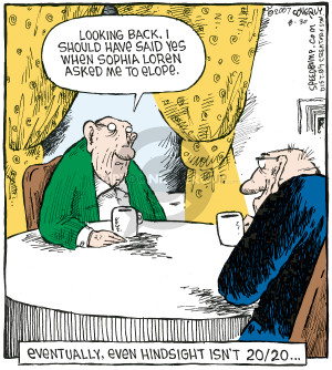 Comic Strip Dave Coverly  Speed Bump 2007-08-30 celebrity marriage