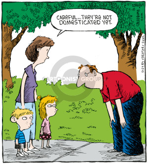 Comic Strip Dave Coverly  Speed Bump 2007-09-18 they