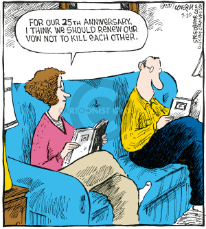 Comic Strip Dave Coverly  Speed Bump 2007-09-20 marriage vow