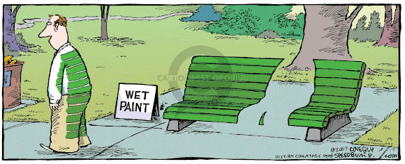 Comic Strip Dave Coverly  Speed Bump 2007-10-07 wet