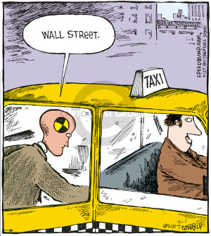 Comic Strip Dave Coverly  Speed Bump 2007-11-01 stock market crash
