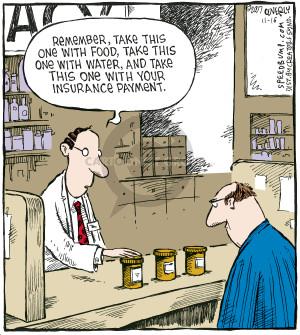 Comic Strip Dave Coverly  Speed Bump 2007-11-16 pill
