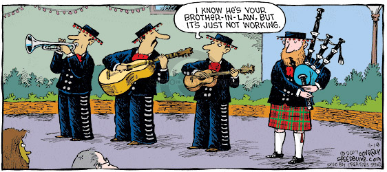 Cartoonist Dave Coverly  Speed Bump 2007-11-18 laws