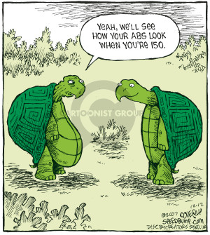 Comic Strip Dave Coverly  Speed Bump 2007-12-12 strength