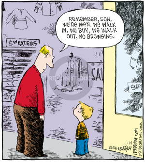 Comic Strip Dave Coverly  Speed Bump 2008-01-14 child behavior