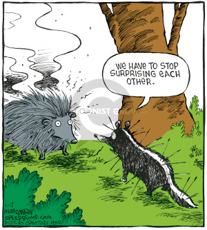 Comic Strip Dave Coverly  Speed Bump 2008-01-17 quill