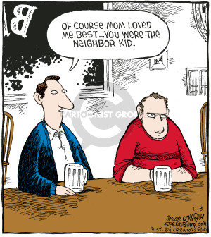 Comic Strip Dave Coverly  Speed Bump 2008-01-18 affection