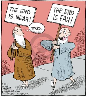 Cartoonist Dave Coverly  Speed Bump 2008-01-31 optimism