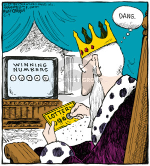 Comic Strip Dave Coverly  Speed Bump 2008-02-09 dang