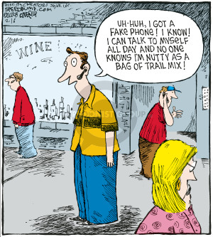 Comic Strip Dave Coverly  Speed Bump 2008-02-16 get