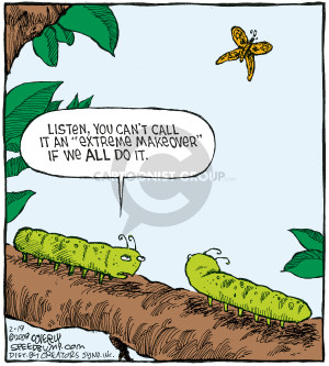 Comic Strip Dave Coverly  Speed Bump 2008-02-19 reality