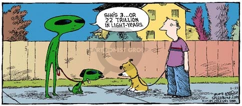Comic Strip Dave Coverly  Speed Bump 2008-03-23 equivalent