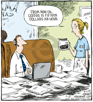 Cartoonist Dave Coverly  Speed Bump 2008-04-18 laptop