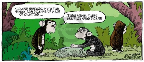 Comic Strip Dave Coverly  Speed Bump 2008-04-27 chatter