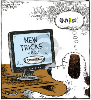Comic Strip Dave Coverly  Speed Bump 2008-05-28 online