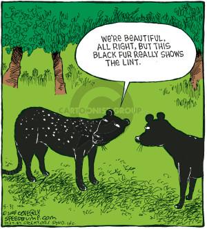 Comic Strip Dave Coverly  Speed Bump 2008-05-31 black