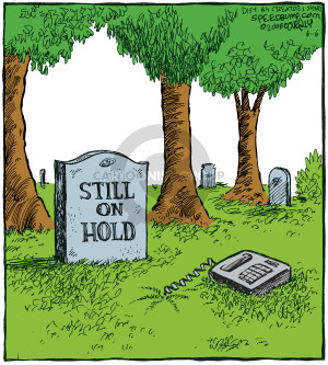 Comic Strip Dave Coverly  Speed Bump 2008-06-06 tombstone