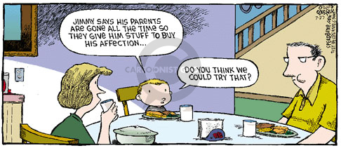 Comic Strip Dave Coverly  Speed Bump 2008-07-27 emotion