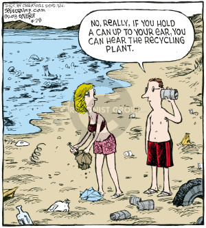 Comic Strip Dave Coverly  Speed Bump 2008-08-28 plant