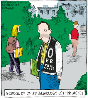 Comic Strip Dave Coverly  Speed Bump 2008-10-09 student athlete