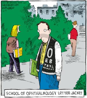 Cartoonist Dave Coverly  Speed Bump 2008-10-09 university