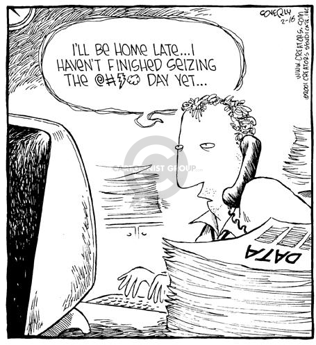 Comic Strip Dave Coverly  Speed Bump 2001-02-16 work