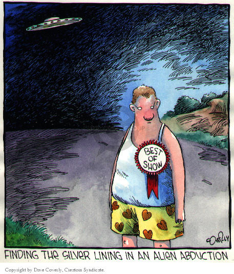 Cartoonist Dave Coverly  Speed Bump 2002-00-00 optimistic