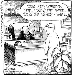 Comic Strip Dave Coverly  Speed Bump 2003-02-21 void