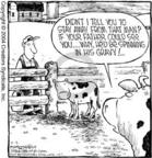 Cartoonist Dave Coverly  Speed Bump 2004-02-03 livestock