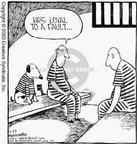 Cartoonist Dave Coverly  Speed Bump 2003-04-23 mimic