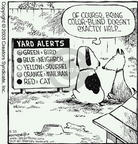 Cartoonist Dave Coverly  Speed Bump 2003-05-22 blind