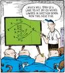 Cartoonist Dave Coverly  Speed Bump 2008-11-01 coach