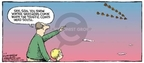 Cartoonist Dave Coverly  Speed Bump 2008-11-02 south