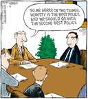 Cartoonist Dave Coverly  Speed Bump 2009-01-30 professional