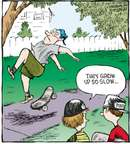 Cartoonist Dave Coverly  Speed Bump 2009-08-17 slow