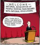 Cartoonist Dave Coverly  Speed Bump 2009-09-08 professional