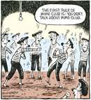 Cartoonist Dave Coverly  Speed Bump 2009-09-09 rule