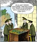 Cartoonist Dave Coverly  Speed Bump 2009-11-05 placement